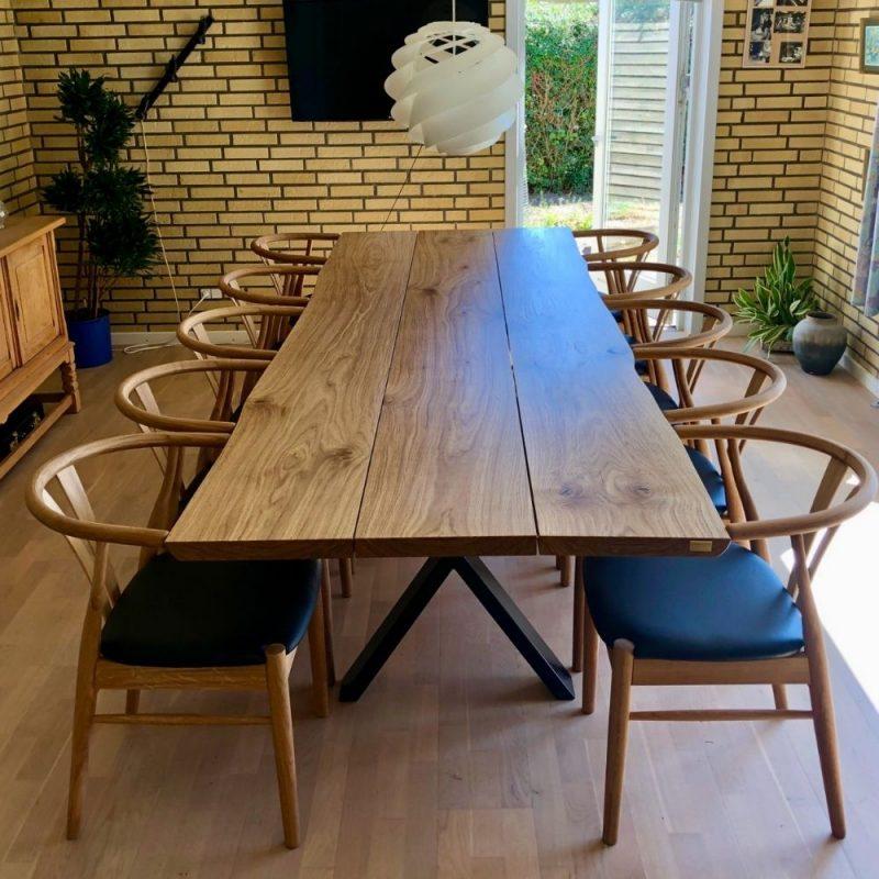 3 plankebord i 4 planker fra Kaerbygaard