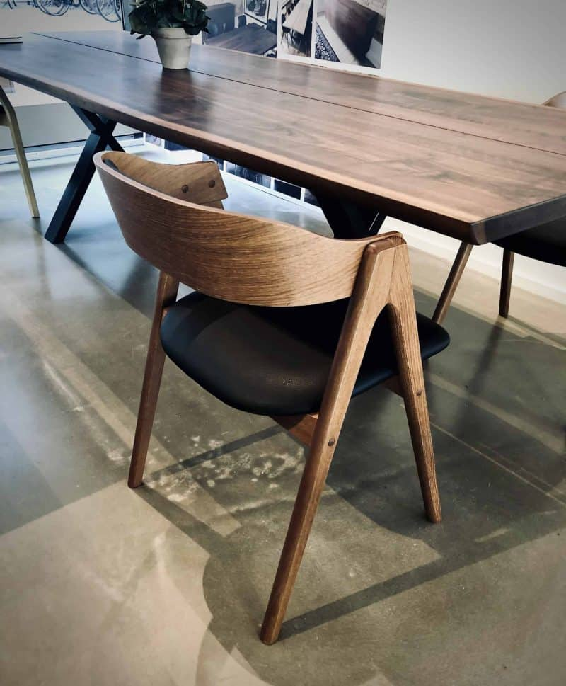 Mette Dining table chair 2