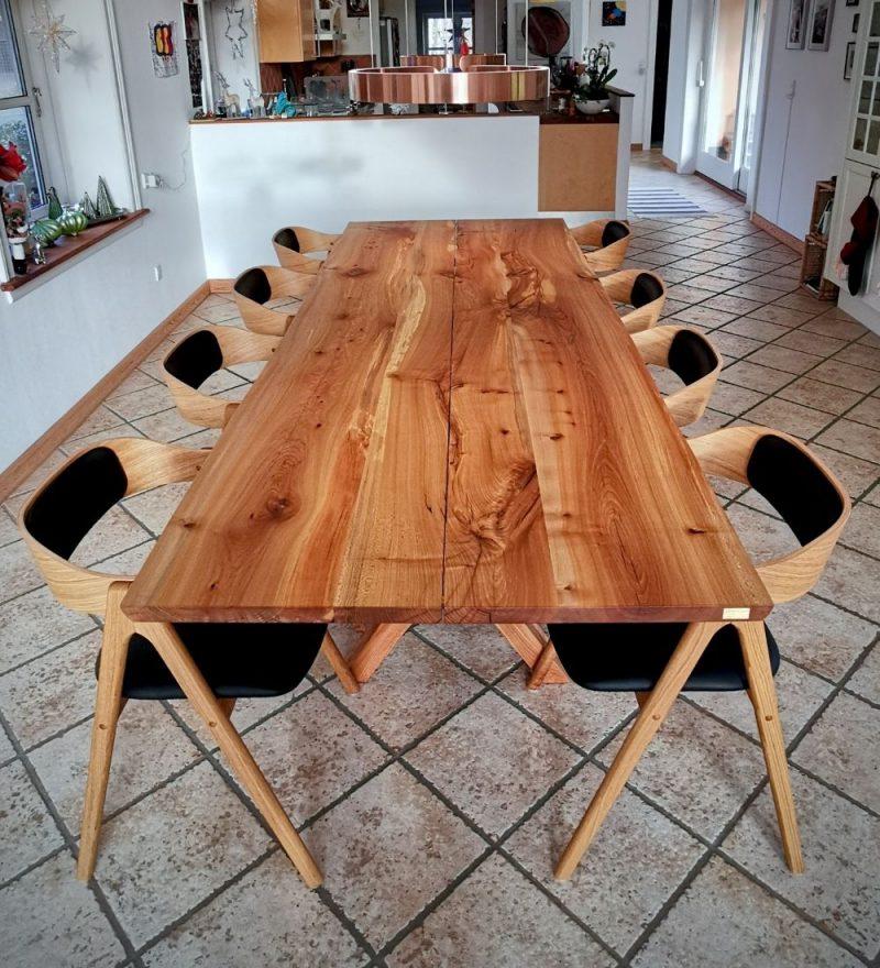 Plankebord Elmetrae kaerbygaard