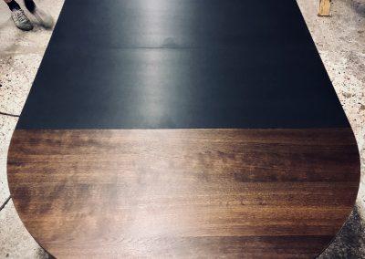 Rundt bord rundbord  1 1 udtraek udtræk