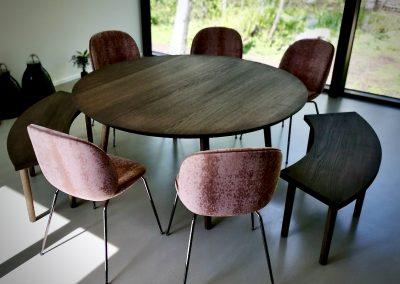 Rundt bord rundbord  4 1