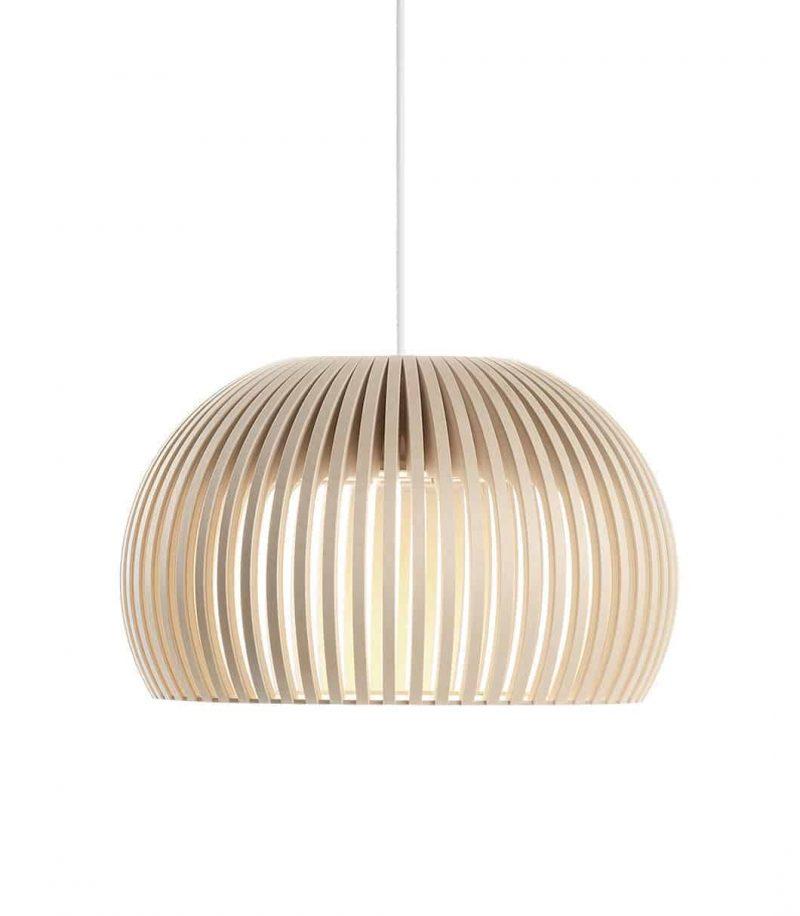 Secto Design Atto 5000 pendant lamp color birch
