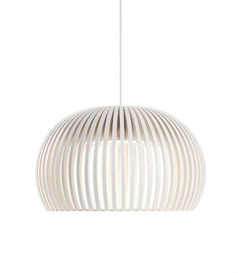 Secto Design Atto 5000 pendant lamp color white