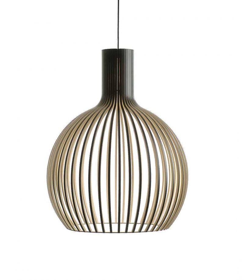Secto Design Octo 4240 pendant lamp color black