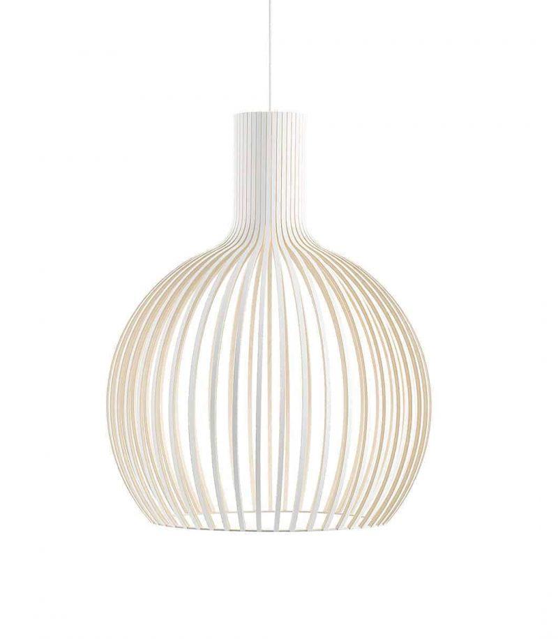 Secto Design Octo 4240 pendant lamp color white