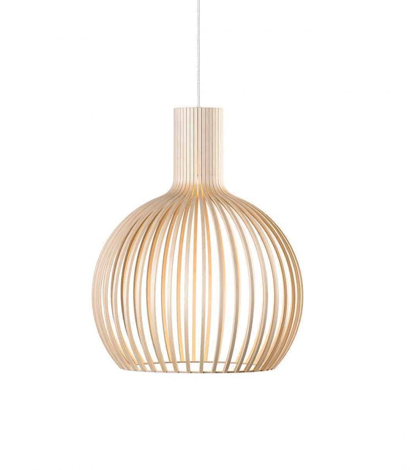 Secto Design Octo Small 4241 pendant lamp color birch
