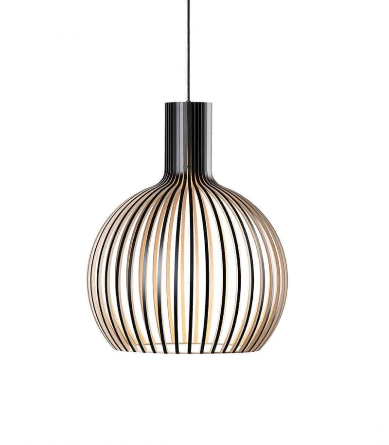 Secto Design Octo Small 4241 pendant lamp color black