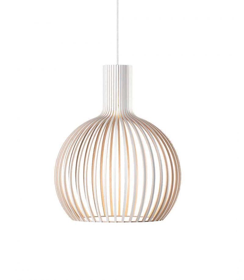 Secto Design Octo Small 4241 pendant lamp color white
