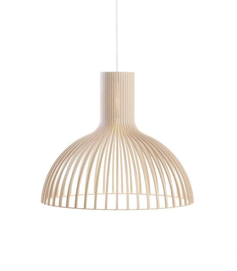 Secto Design Victo 4250 pendant lamp color birch