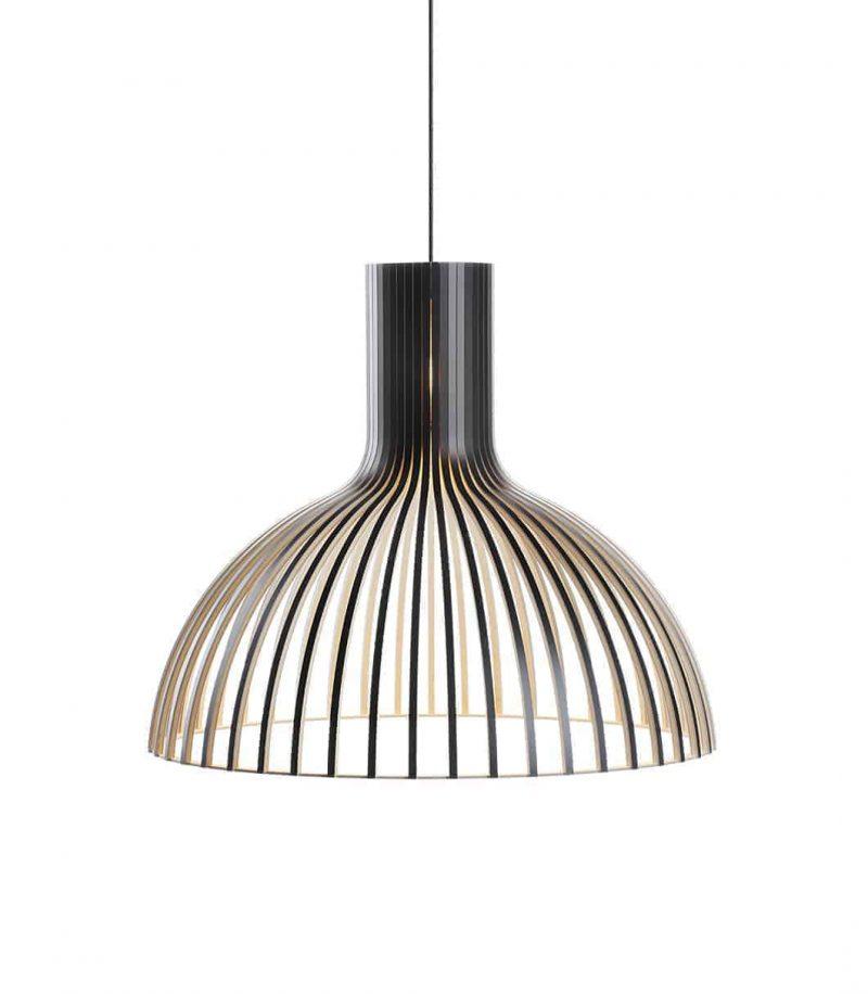Secto Design Victo 4250 pendant lamp color black