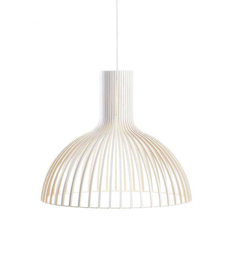 Secto Design Victo 4250 pendant lamp color white