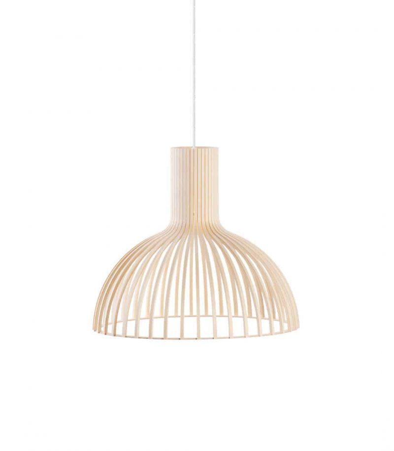 Secto Design Victo Small 4251 pendant lamp color birch