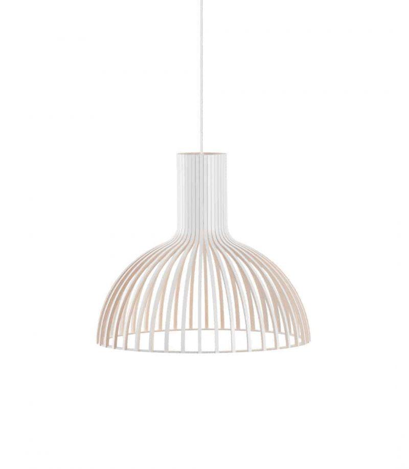 Secto Design Victo Small 4251 pendant lamp color white