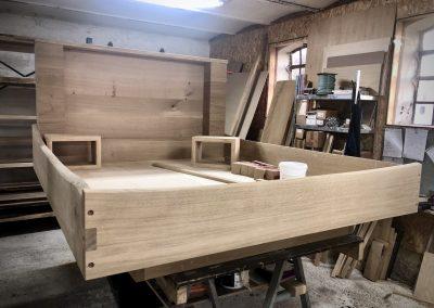 Vin sengebord talerstol seng hylde sofa skrivebord 10