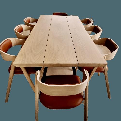 bord og stol uden baggrund 3 3