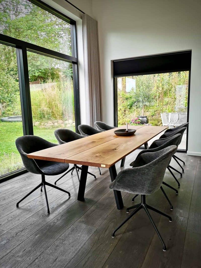 plankeborde mm færdige 42 scaled - kaerbygaard plankebord KÆRBYGÅRD 2020 snedkeri - træbord