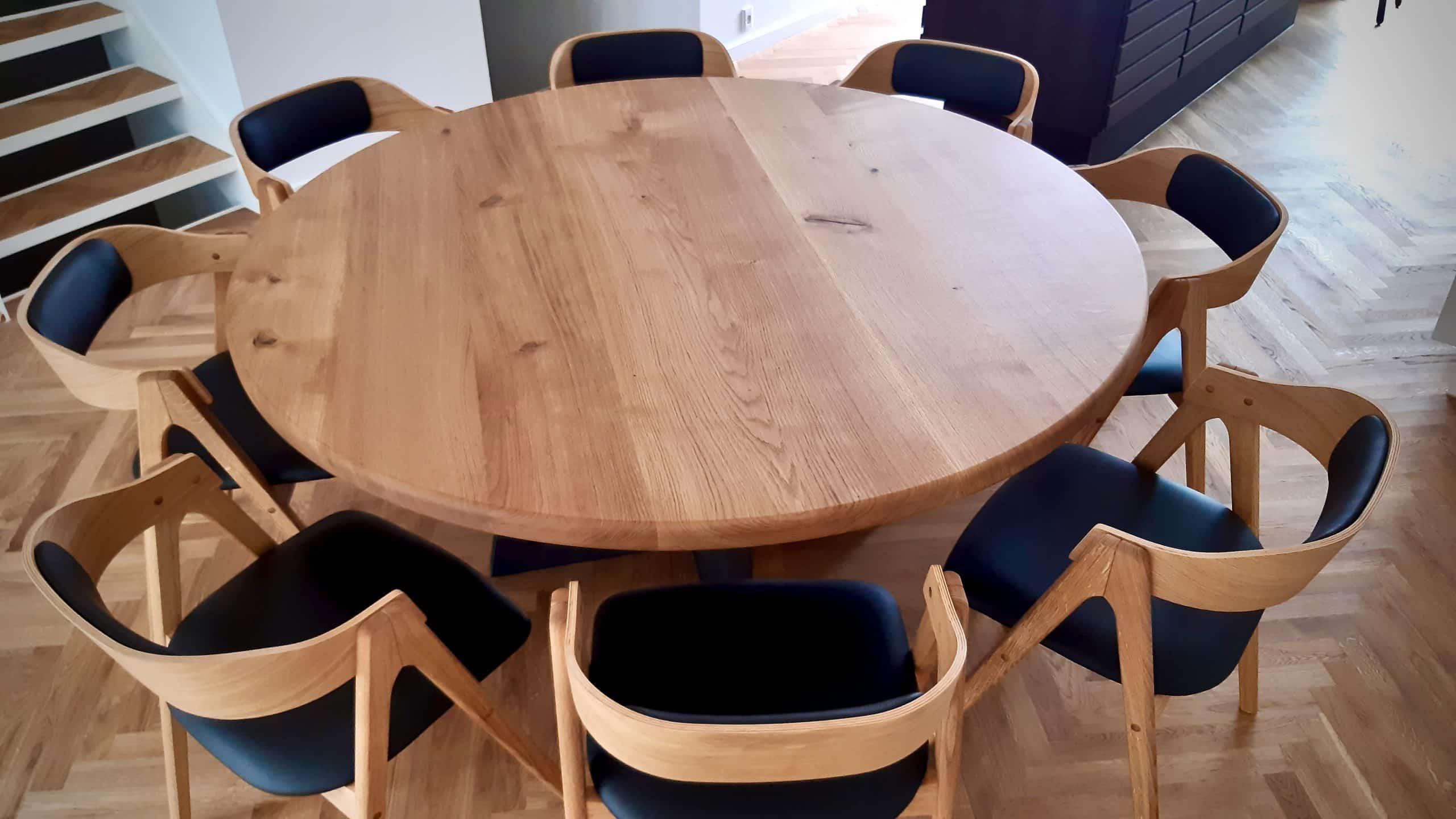 rundtbord rundbord ovalt bord bord i trae traebord traemobler kaerbygaard kaerbygård august 2020 13 scaled