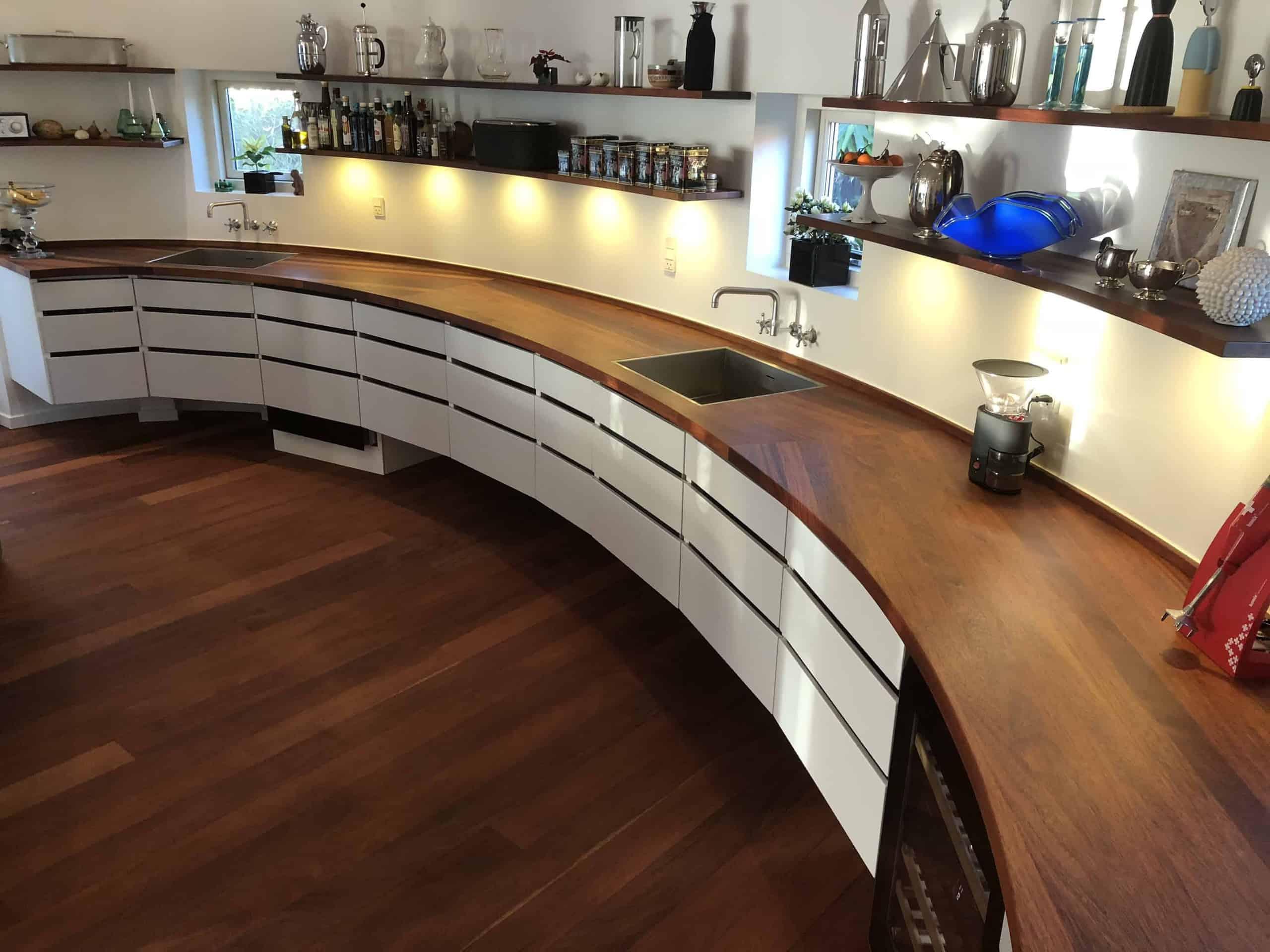 køkken bordplade