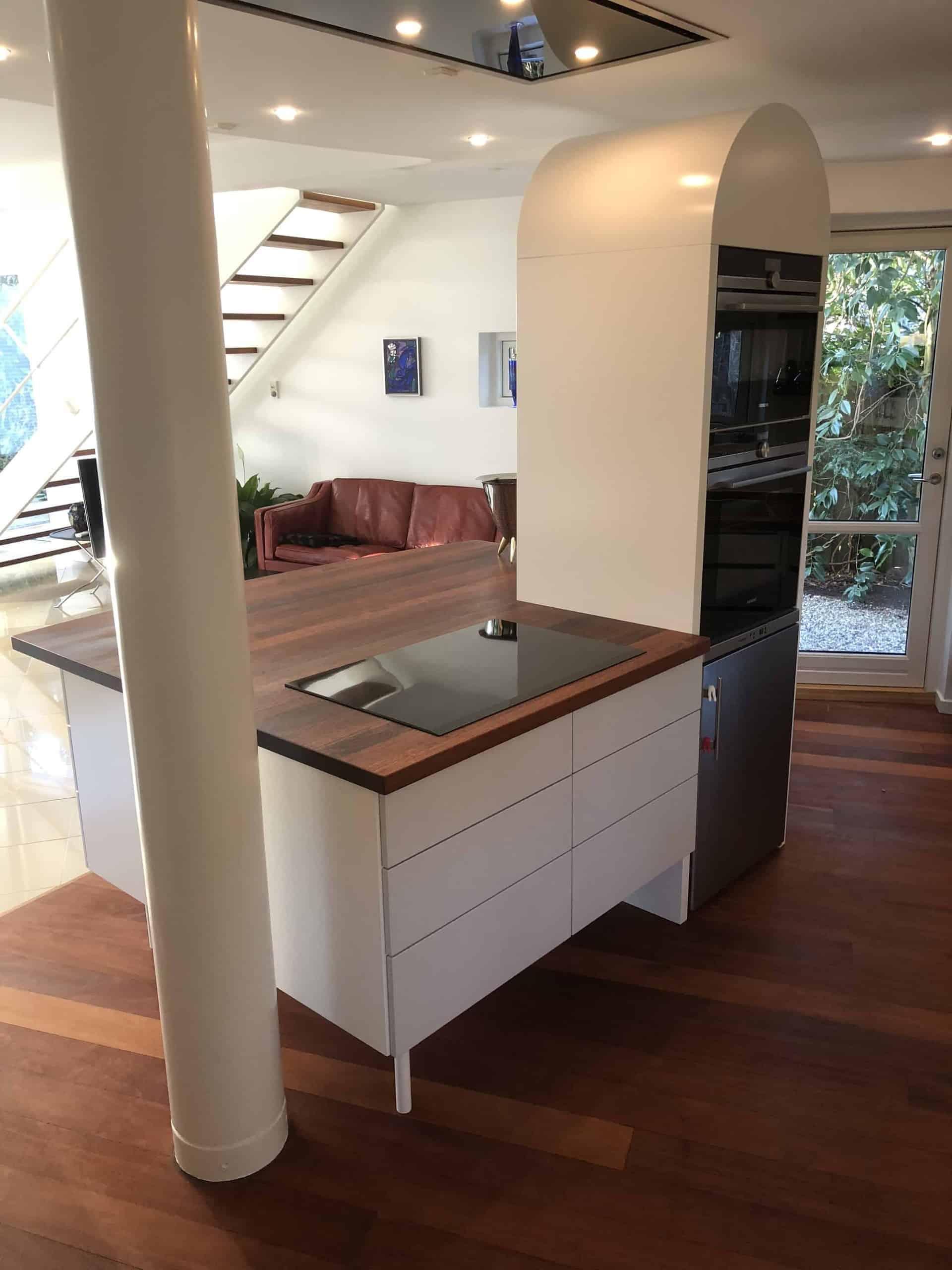 bordplade mahogni
